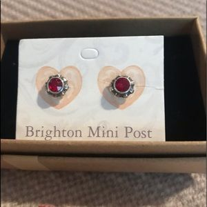 Brighton Red Earrings